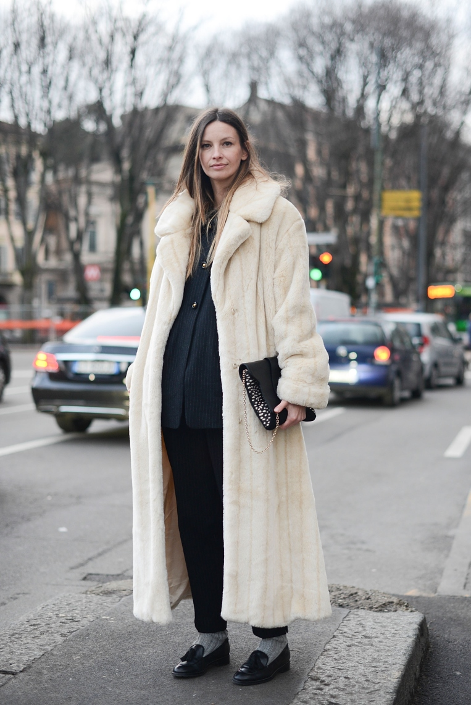 Street Style - Day 1 - Milan Menswear Fashion Week Fall/Winter 2015/2016
