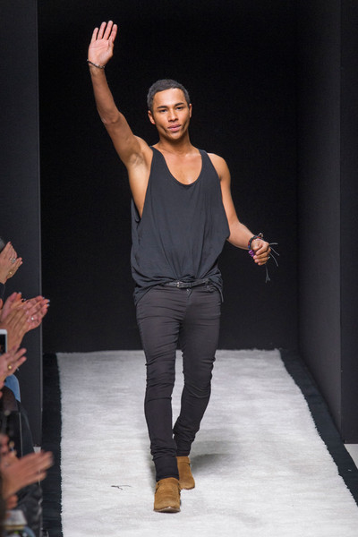 Olivier Rousteing Thinks Instagram Makes Fashion More Accessible_1