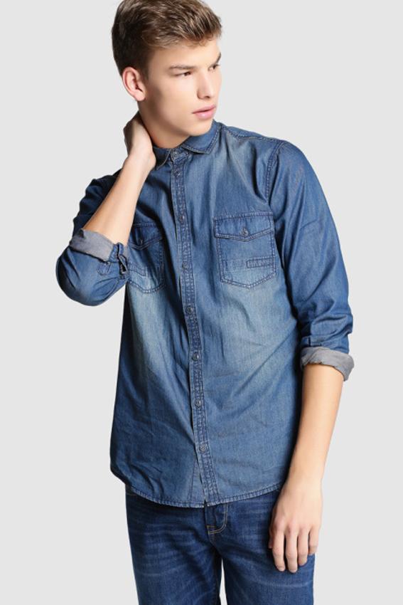 catalogo-el-corte-ingles-2015-tendencias-moda-hombre-camisa-vaquera-600x759