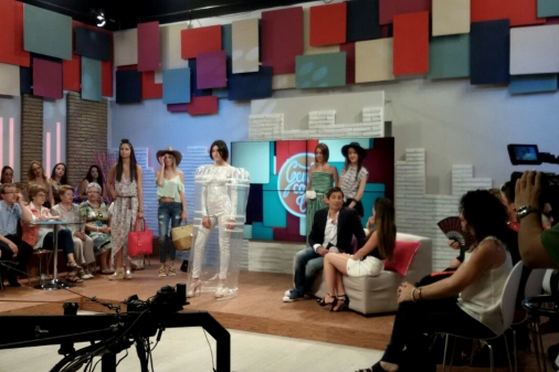 GENTE COMO TU - LA 7 TV