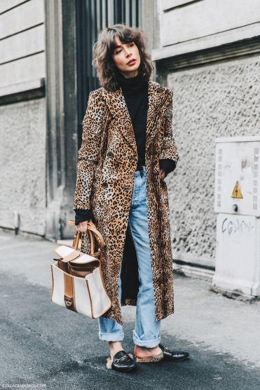 milan_fashion_week_fall_16-mfw-street_style-collage_vintage-irina_lakicevic-leopard_coat-gucci_slippers